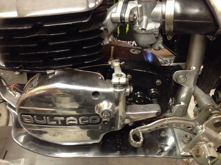 Bultaco Sherpa T 350 M-125