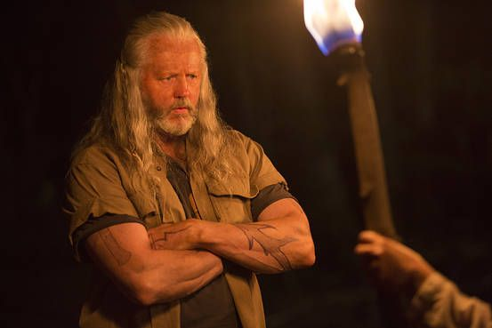 outsiders wgn tv show | David Morse Turns Mountain Man for New TV Series 'Outsiders'