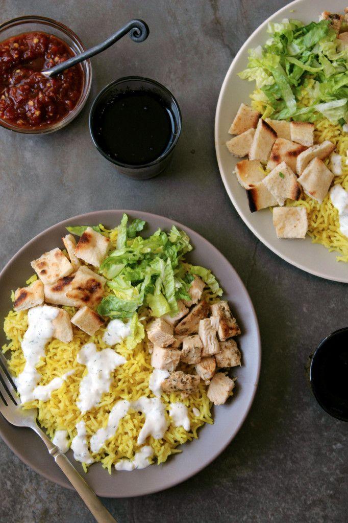 Halal Street Food Nyc Recipes