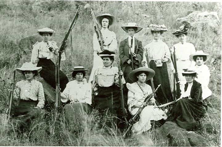 Baberton Ladies Rifle Club