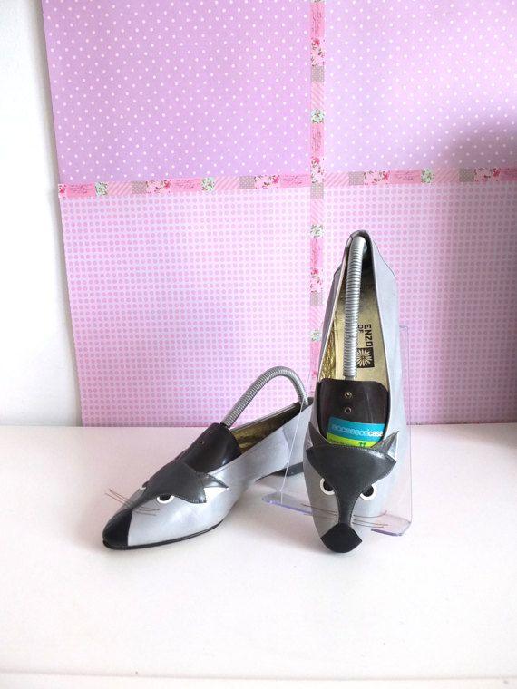 Mouse ballerina pumps-ENZO OF ROMA-Paire de ballerine