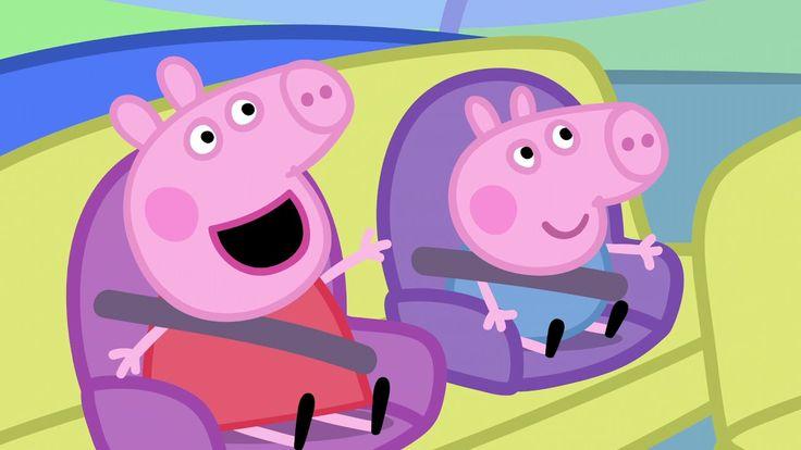 """Свинка Пеппа """"Новая машина"""" 11 Серия (Сезон 1) Peppa Pig """"The New Car"""" E..."""