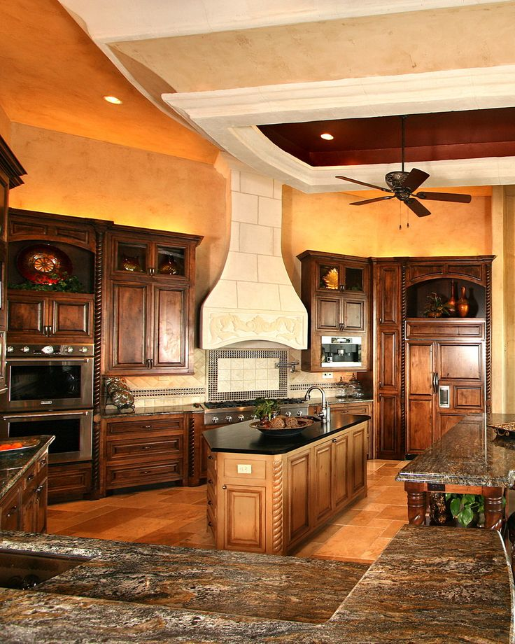 Mediterranean Style Kitchens: 1001 Best Images About Kitchens Fit For A King On