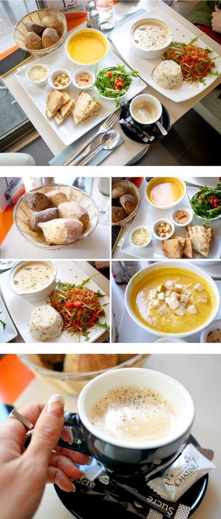 파리 여행 브런치 레스토랑 레알 Le Paradis Du Fruit : 네이버 블로그