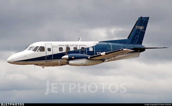 Photo of TG-TAK - Embraer EMB-110P1 Bandeirante - TAG Airlines - Transportes Aéreos Guatemaltecos