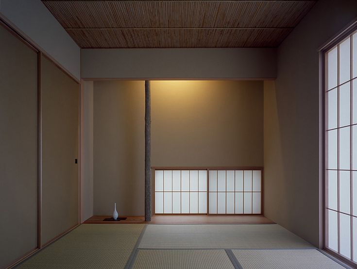 17 best images about japanese interior on pinterest for Japanese tatami room design