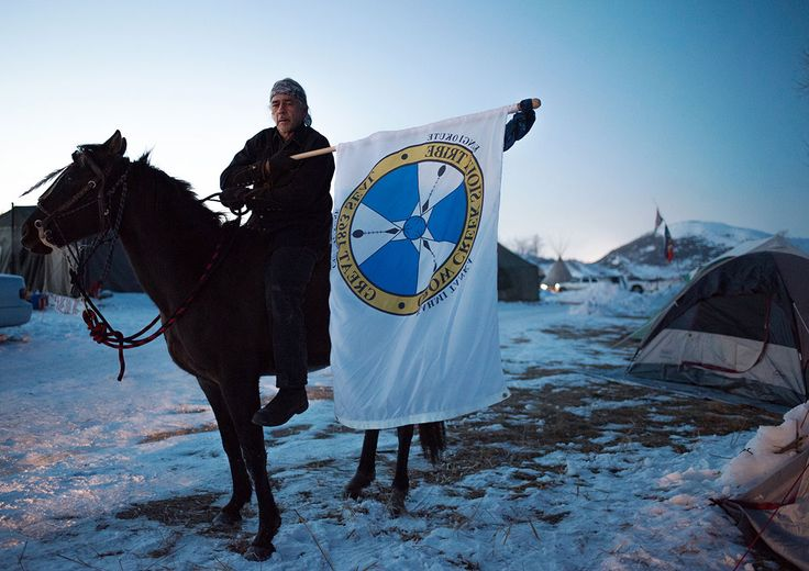 Standing Rock 'water protectors' dig in for the winter - Al Jazeera English