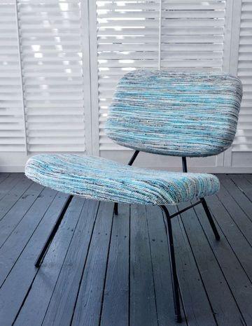 salon c t sud 2012 la couleur tait au rendez vous fauteuil pouf rendez vous et douceur de. Black Bedroom Furniture Sets. Home Design Ideas
