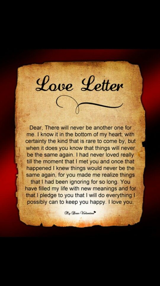 Quotes About Love Letters : Pinterest The worlds catalog of ideas