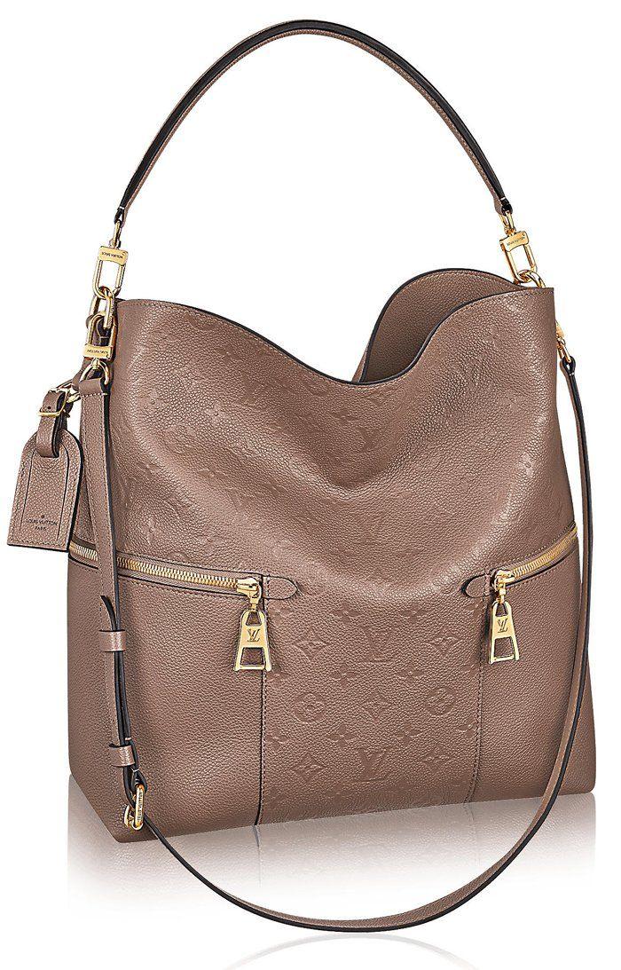 77d63611e8b1 louis-vuitton-melie-monogram-empreinte-leather-bag-beige