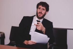 "NEWS: The rapper, Lil Dicky, has announced the ""Professional Rapper North American Tour,"" for May and June. ProbCause will be on this tour, as support. You can check out the dates and details at http://digtb.us/1chkKgU"