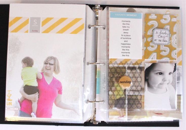 Week in the Life album from #BPCstudent AnnetteH @Ali Velez Edwards