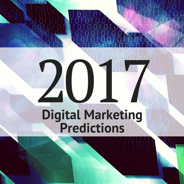 2017 Digital Marketing Predictions | Carma The Social Chameleon