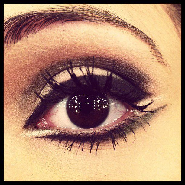 Make-up, Close-up, with NYCB Principal Dancer Ana Sophia Scheller via Facebook