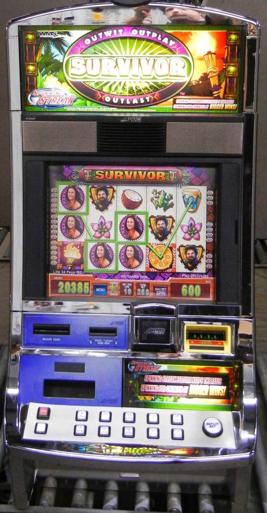 Wms Survivor Slot Machine Como Jogar Poker Mahjong No
