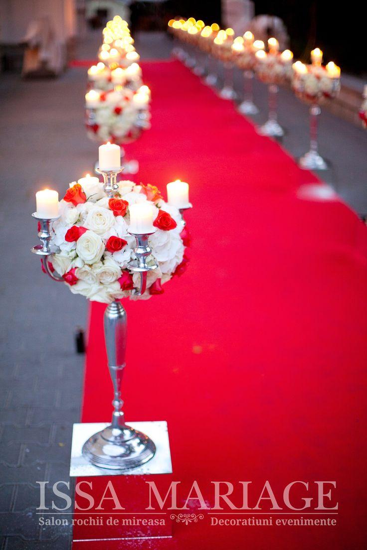 decoratiuni nunta valcea de la issamariage