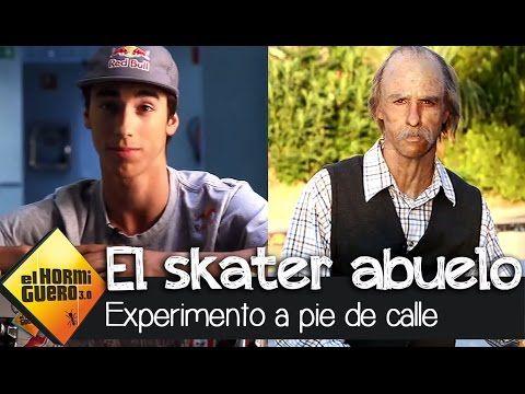 Las apariencias engañan: el skater abuelo - El Hormiguero 3.0 - YouTube