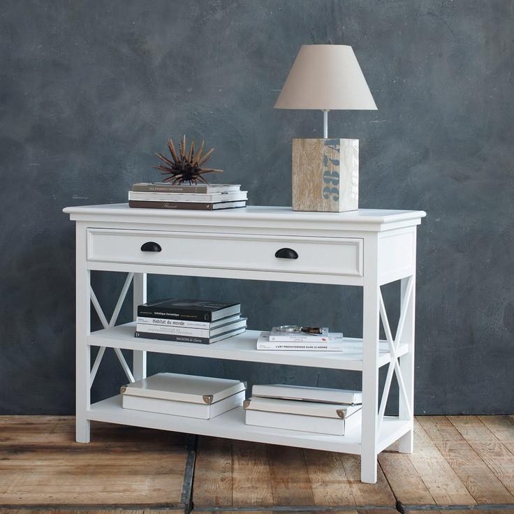 1000 images about wishlist meubles on pinterest tvs - Petite table maison du monde ...