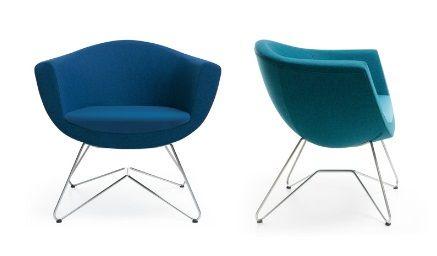 Meble tapicerowane w biurze? Te krzesła zdobią nowoczesne biura! Sporo innych na stronie: http://www.arteam.pl/kolekcje/meble-tapicerowane/