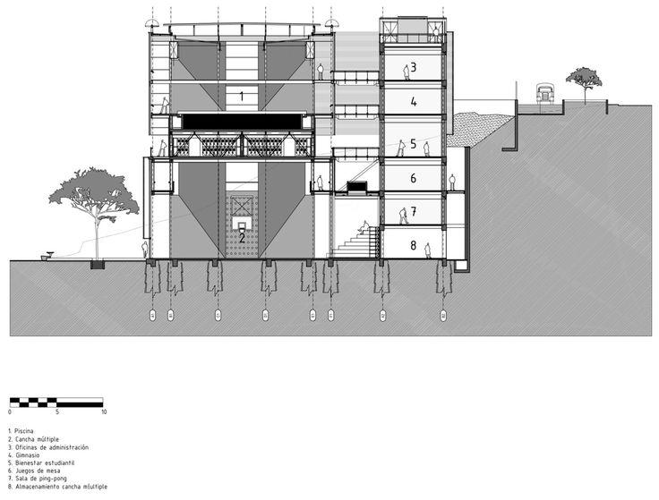 Galería de Centro Deportivo Universidad de los Andes / MGP Arquitectura y Urbanismo - 39