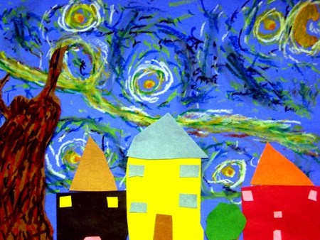 1000 images about Van Gogh in Elementary Art on Pinterest