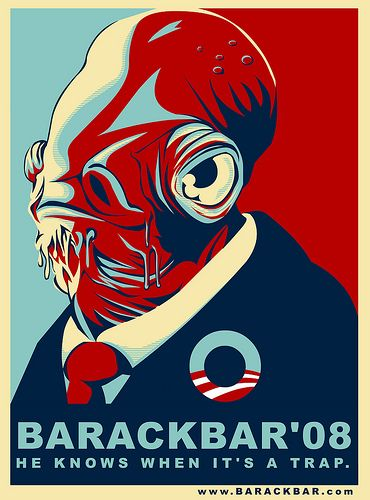I'll vote for him in 2016