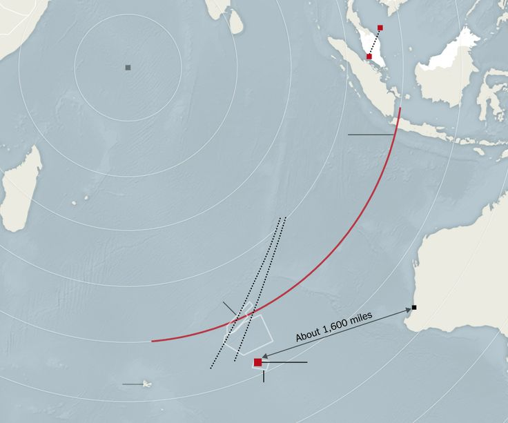 Newly Detected Objects Draw Searchers for Malaysian Plane - NYTimes.com