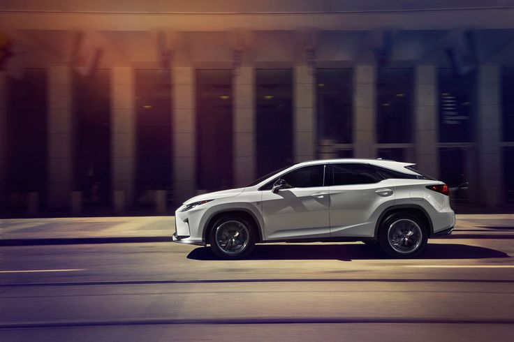 Lexus RX by He&Me #lexus #lexusrx #car #city #transportation