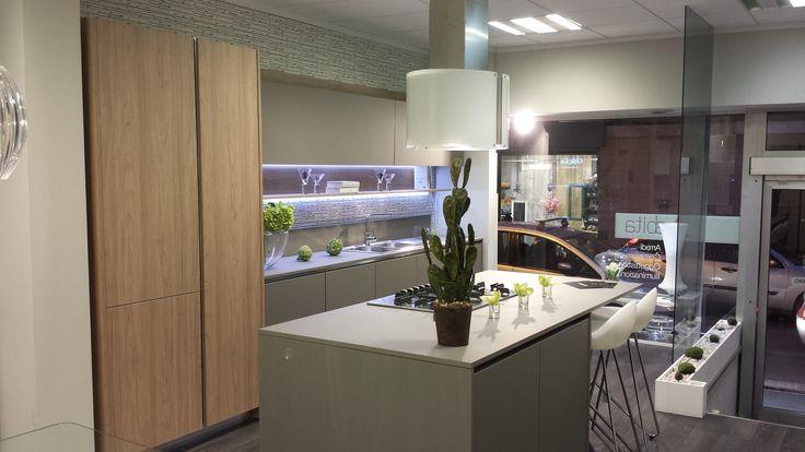 Abita Design #showroom #DelTongo a #Vittoria #Sicilia #Sicily #design #FenixNTM #innovation #madeinitaly