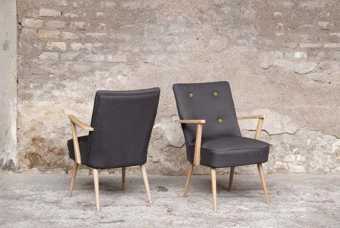 Les 25 meilleures id es de la cat gorie chaise avec accoudoir sur pinterest accoudoir - La chaise longue strasbourg ...