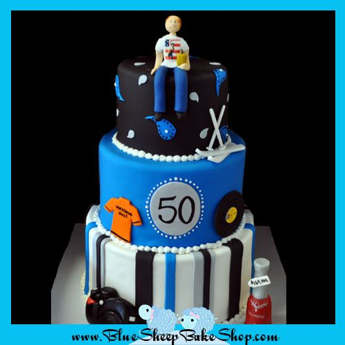 Nail Cake Blue Black Splodges Cow Print: 176 Best Images About Cakes