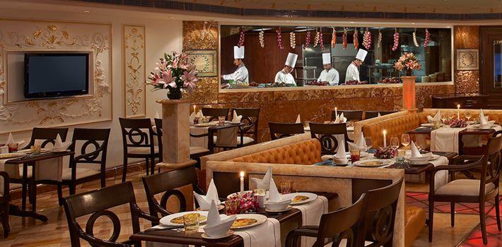 Jasmine Chinese Restaurant - Dinning in Royal Plaza CP New Delhi