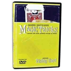 Ultimate Rising Card Combo- Amazing Easy To Learn Magic Tricks: