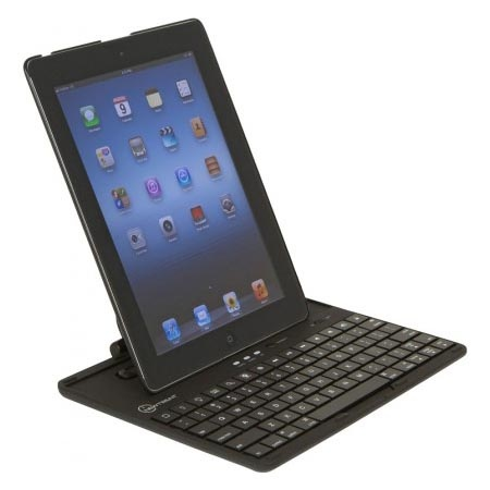 New Trend Arcadia Airbender iPad 3 Case with Removable Wireless Keyboard