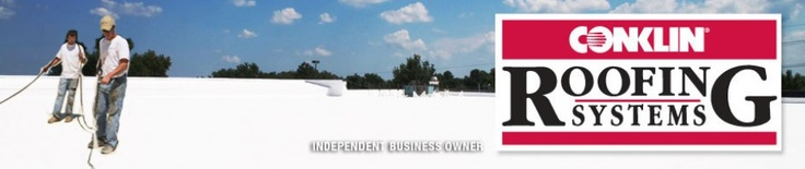 Conklin Roofing Systems are the industries top rated roofing systems.