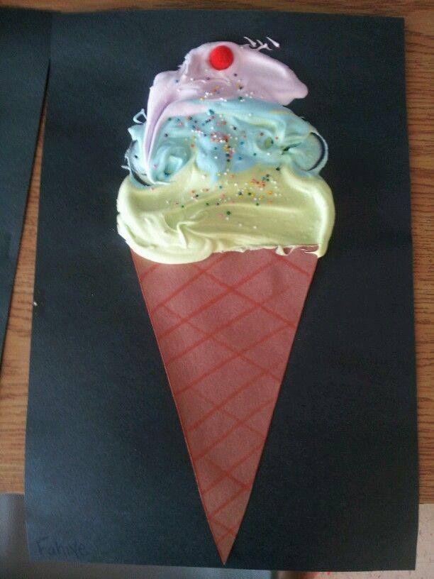 Peinture 3D! Une recette + 15 idées de peinture à faire avec les enfants! - Bricolages - Des bricolages géniaux à réaliser avec vos enfants - Trucs et Bricolages - Fallait y penser !