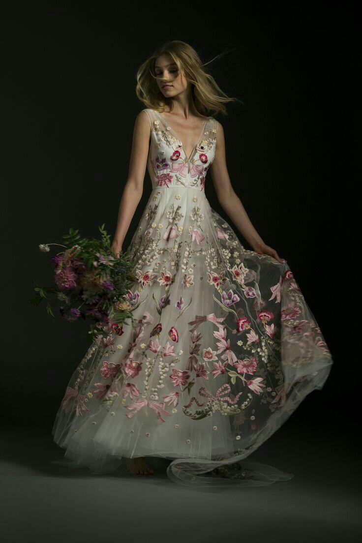 best Florals images on Pinterest Formal prom dresses Classy