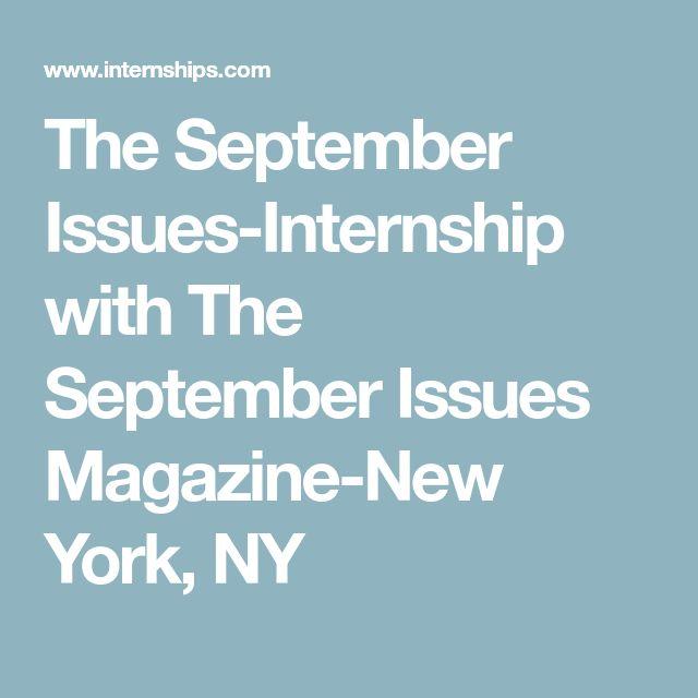 Best  Magazine Internships Ideas On   Career In