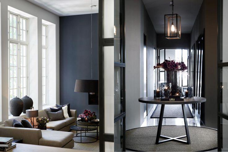 Best 20 Aubergine Colour Ideas On Pinterest Bedroom Colors Purple Purple Living Room Paint