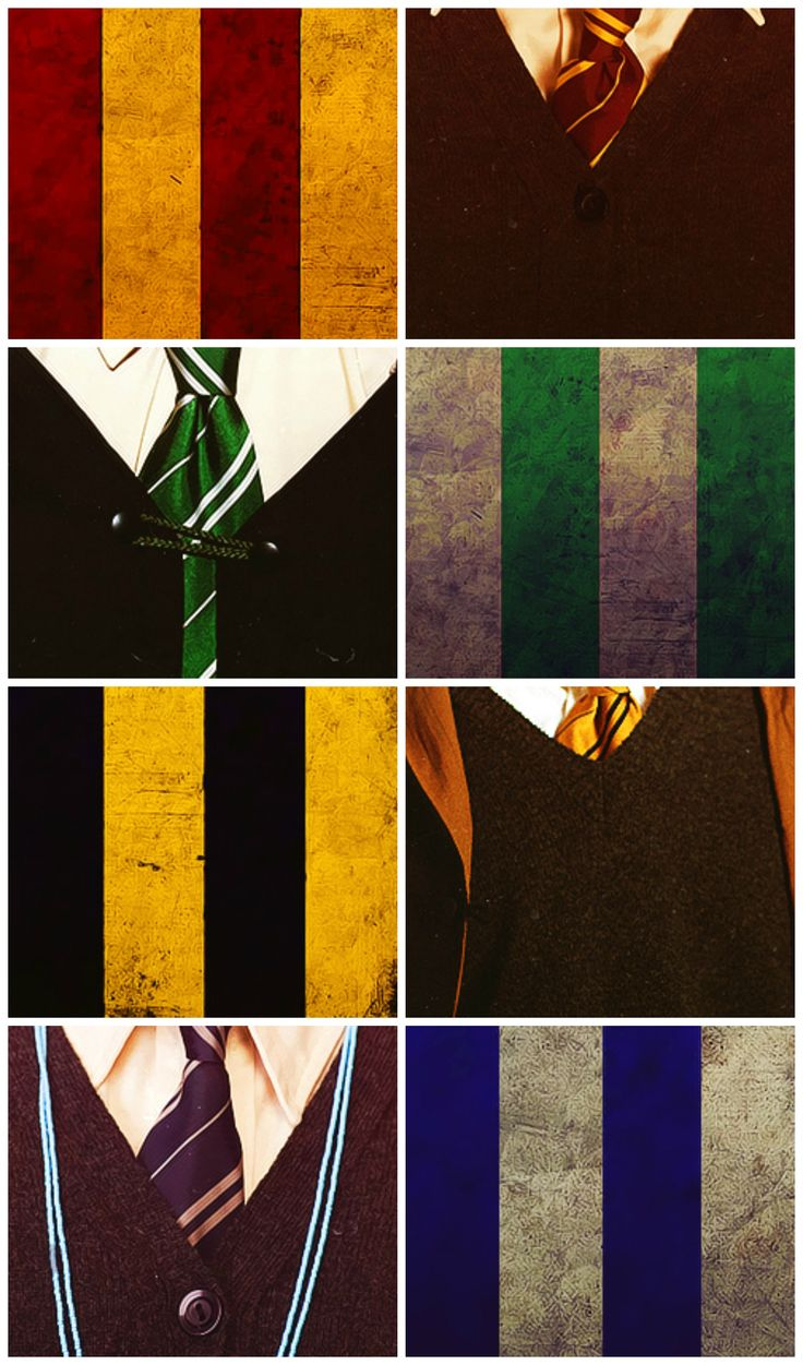 This is cool except for messing up Ravenclaw colors