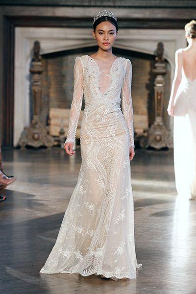 Wedding gown by Inbal Dror