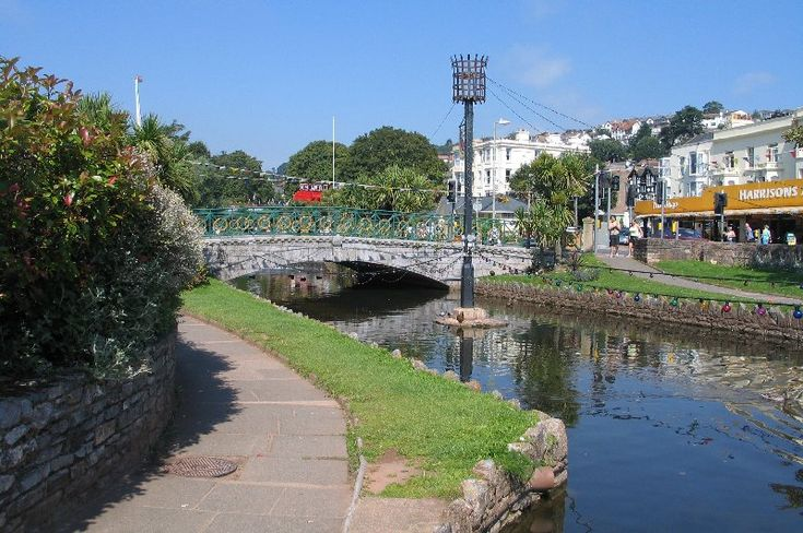 The pretty town of Dawlish- my childhood holidays. Will always have such a place in my heart