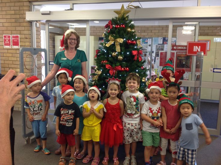 MORE #Christmas fun at #PenshurstBranchLibrary!! This time it's our #PreschoolStorytime children having a jolly time. Wishing you all a very #MerryChristmas. Looking forward to another fun year in 2016. More details is on #hurstvillelmg website: http://tinyurl.com/huehcnk