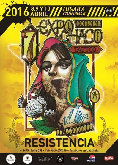 Chaco tattoo expo 2016