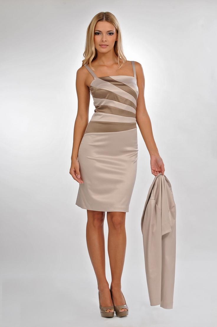 Ezt a ruhát inkább varr(at)ni, mint venni kell! / stripes on the top #bellamode
