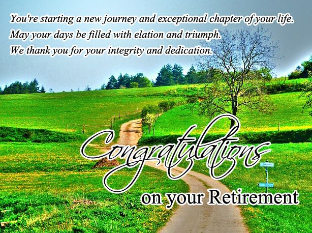 Retirement card messages - Messages, Wordings and Gift Ideas
