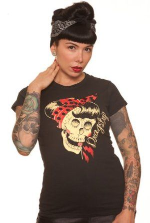 psychobilly girl - Google Search