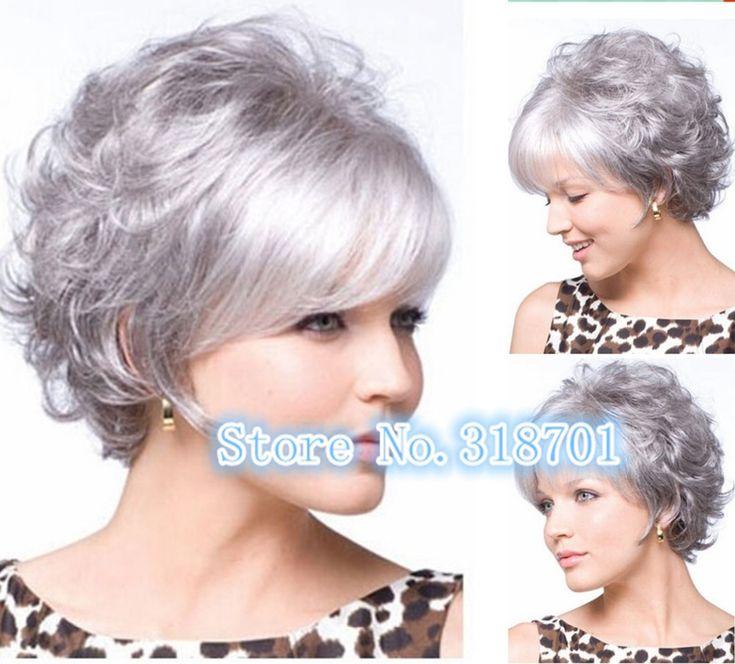 capelli color argento - Cerca con Google