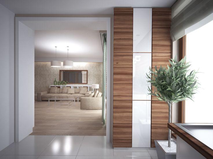 Hall  #visualize #architecture #project #interior #design