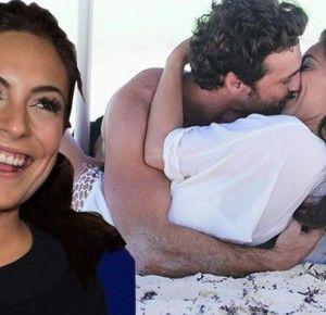 Ana Brenda Contreras es la amante de Ivan Sánchez